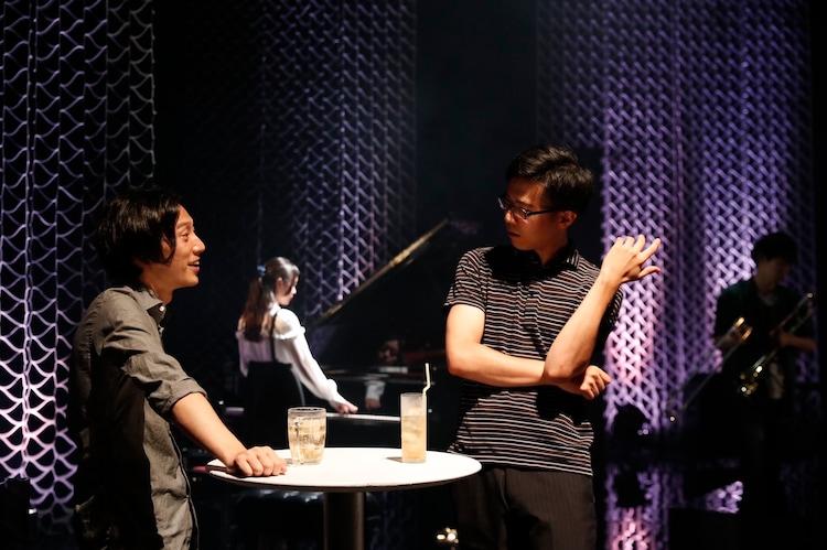 第27班「潜狂」より。(Photo by Taro OHTSUKA)