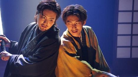 劇団番町ボーイズ☆NEXT 第1回公演「壬生狼ヤングゼネレーション」より。