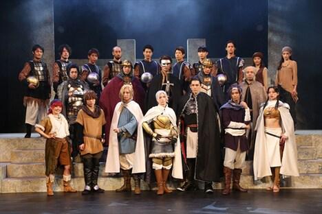 ミュージカル「アルスラーン戦記」出演者