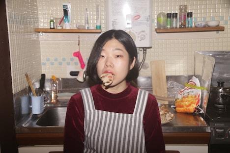 うらじぬの(撮影:稲川悟史)
