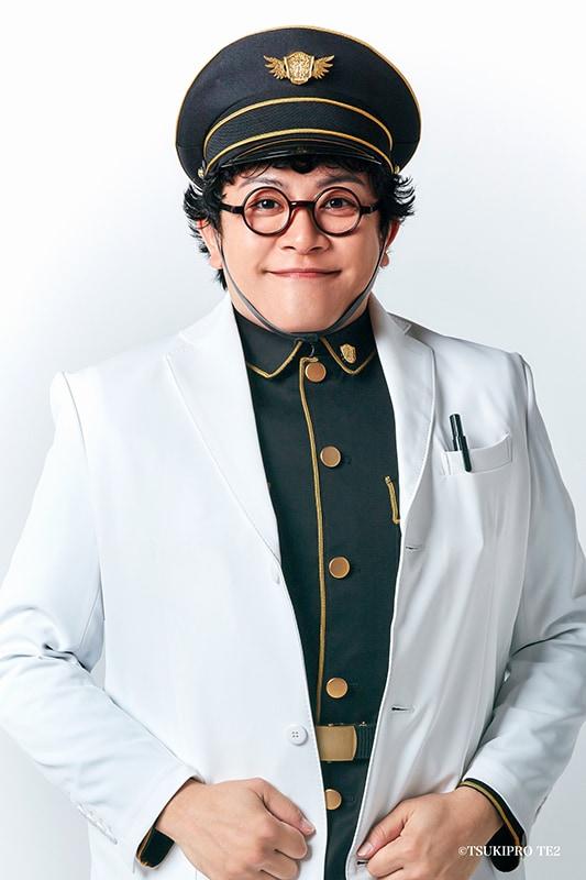 石田周作扮する太田周平。