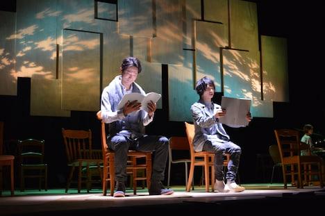 「音楽朗読劇『ヘブンズ・レコード~青空篇~』2019」より。