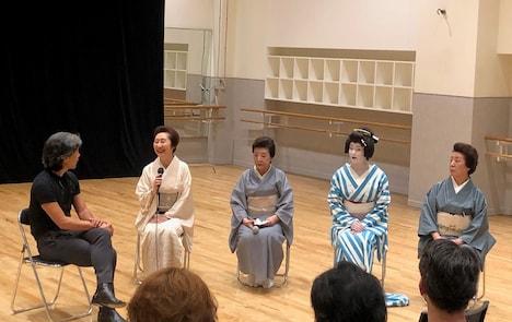 Tetsuya Kumakawa K-BALLET COMPANY Autumn 2019「マダム・バタフライ」関連イベントより。