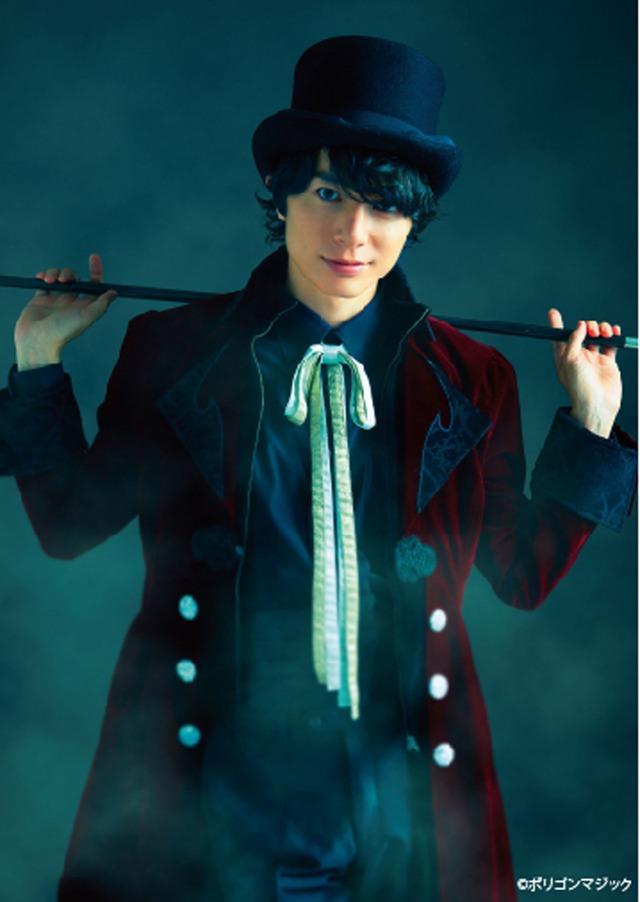 和田琢磨扮する佐治。