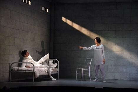 「PURGATORIO(プルガトリオ)-あなたと私のいる部屋-」ゲネプロより。