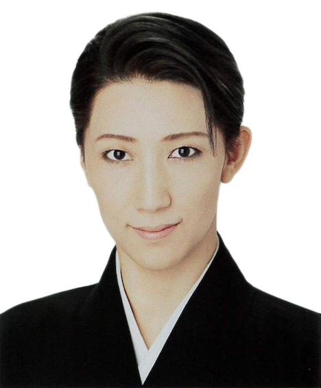 真風涼帆(c)宝塚歌劇団