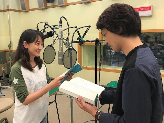 左から花總まり、井上芳雄。(写真提供:NHK)