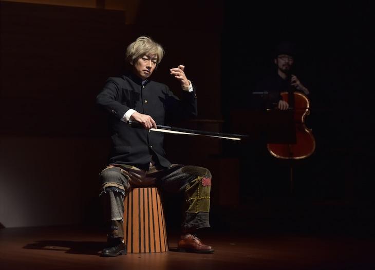 「小林賢太郎演劇作品『うるう』」過去公演より。