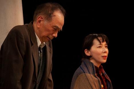 舞台芸術学院創立70周年記念特別公演「この道はいつか来た道」より。