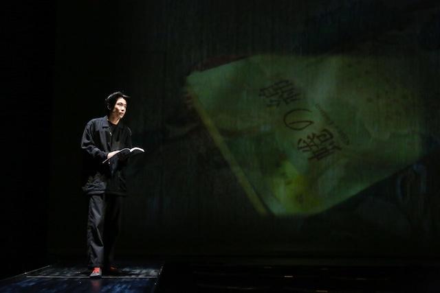 「『蜷の綿- Nina's Cotton -』リーディング公演」より。(撮影:宮川舞子)