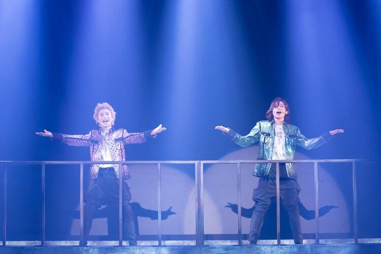 「劇団シャイニング from うたの☆プリンスさまっ♪『エヴリィBuddy!』」大阪公演より。