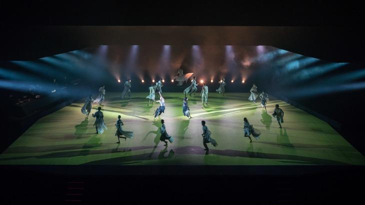 テロ・サーリネン×韓国国立舞踊団「VORTEX(渦動)」前回公演より。(c)Yang Dong Min