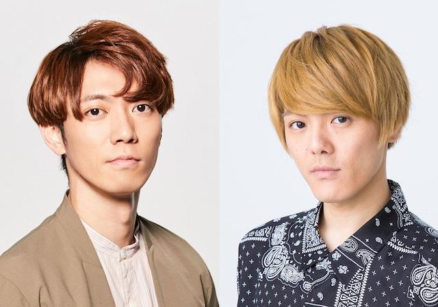 左から辰巳雄大(ふぉ~ゆ~)、室龍太(関西ジャニーズ Jr.)。
