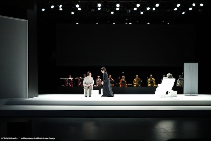 「サイレンス」ルクセンブルク公演より。(c)Silvia Delmedico