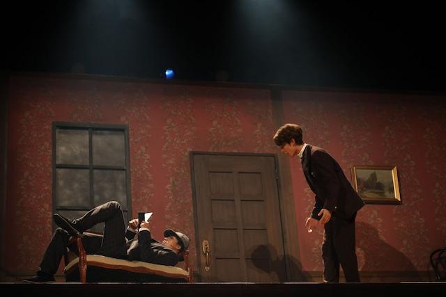 DisGOONie Presents Vol.7 舞台「PSY・S~PRESENT SECRET YOUNG SHERLOCK~」より。
