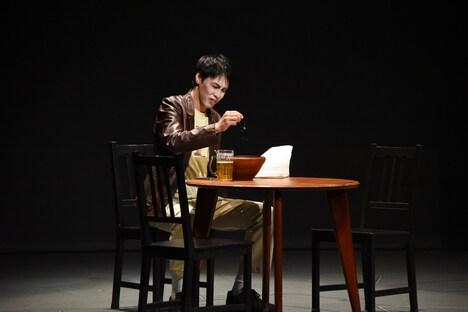「ドクター・ホフマンのサナトリウム~カフカ第4の長編~」ゲネプロより。