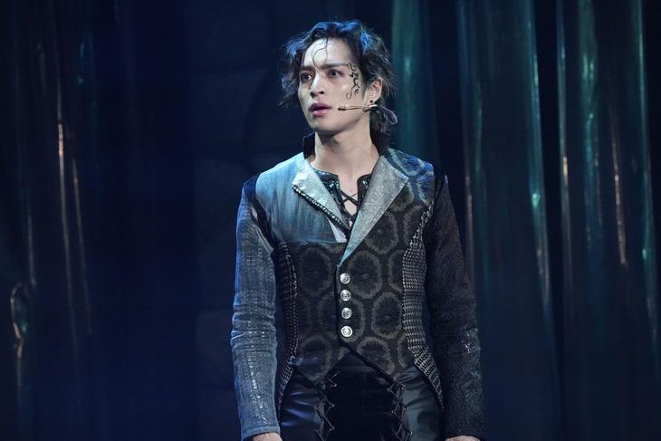 ミュージカル「ハムレット」より。