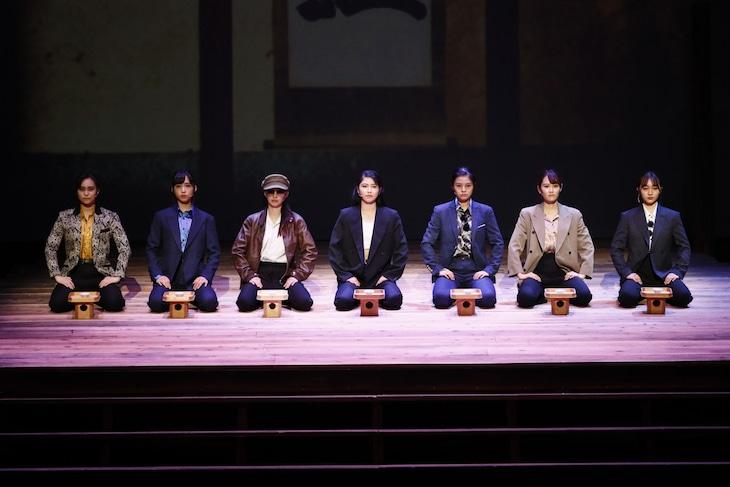 「博多座開場20周年記念 AKB48グループ特別公演」第1部「仁義なき戦い~彼女(おんな)たちの死闘篇~」より。