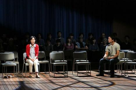 シリーズ「ことぜん」Vol.2「あの出来事」より。(撮影:宮川舞子)
