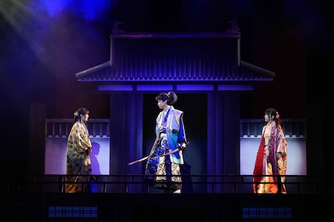 舞台「信長の野望・大志 -零- 桶狭間前夜 ~兄弟相克編~」より。