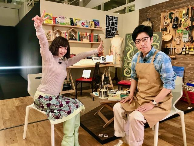 左から椎名林檎、小林賢太郎。(c)NHK