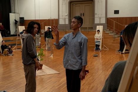 KAC Performing Arts Program 2019 / Contemporary Dance 相模友士郎「エイリアンズ」より。(撮影:守屋友樹 / 提供:京都芸術センター)