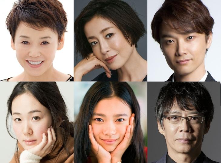 シス・カンパニー公演 KERA meets CHEKHOV Vol.4/4「桜の園」出演者