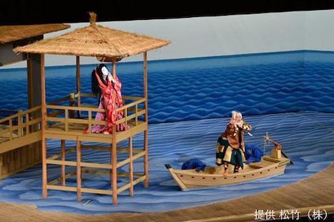 「十二月大歌舞伎」夜の部より「神霊矢口渡」。(c)松竹