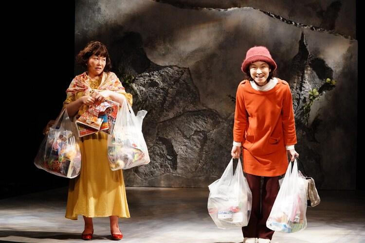 """高田聖子が""""最強共演者""""と挑む、月影番外地「あれよとサニーは~」開幕 ..."""