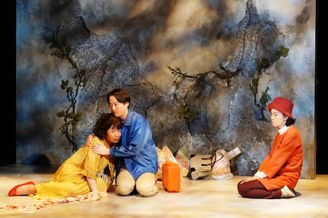 月影番外地 その6「あれよとサニーは死んだのさ」より。(撮影:田中亜紀)