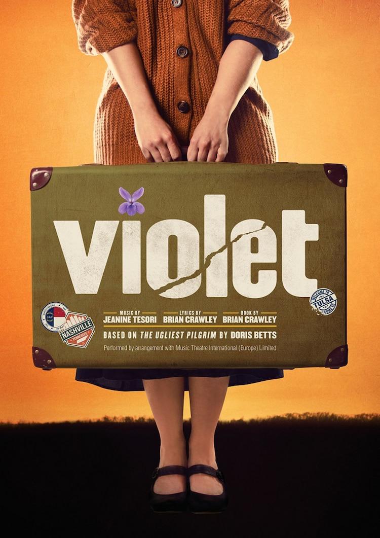 ミュージカル「VIOLET」ビジュアル