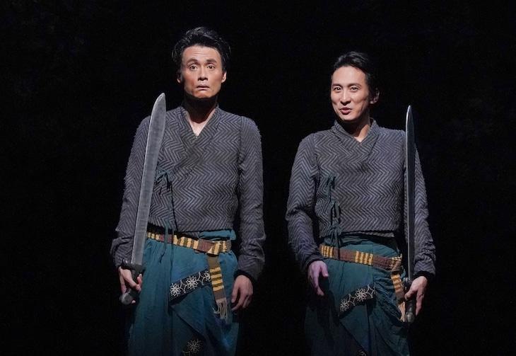 シリーズ「ことぜん」Vol.3「タージマハルの衛兵」より。(撮影:宮川舞子)