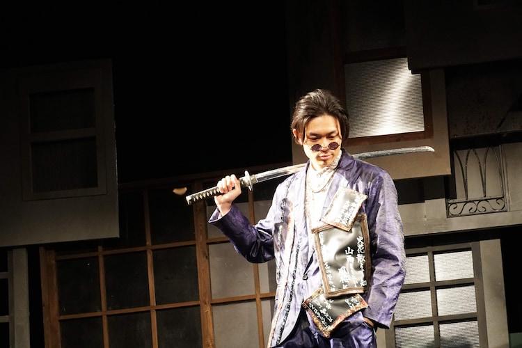 ACTOR'S TRASH ASSH 第23回本公演「『帝都探偵奇譚ジゴマ2』上海租界編」より。