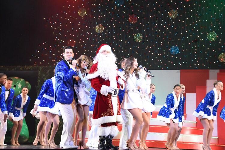 「ブロードウェイ クリスマス・ワンダーランド2019」より。