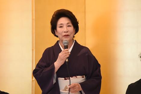 波乃久里子