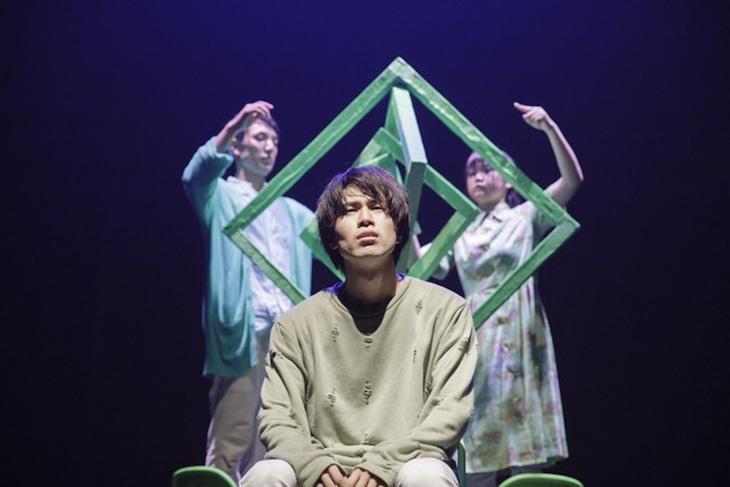 劇団壱劇屋2020年4都市ツアー「劇の劇」ビジュアル(撮影:河西沙織)