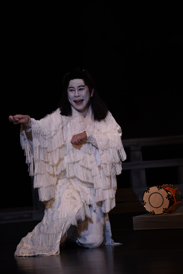 花組芝居「義経千本桜」より。(撮影:宮内勝)