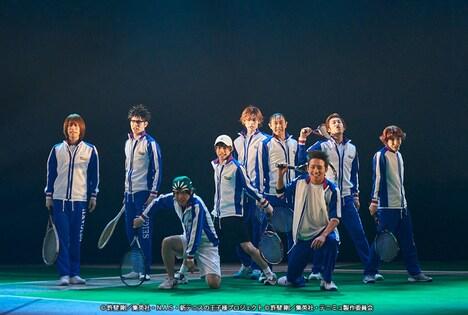 「ミュージカル『テニスの王子様』3rdシーズン 全国大会 青学(せいがく)vs立海 後編」より。