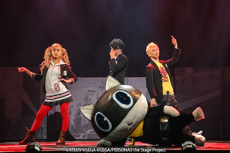 「PERSONA5 the Stage」より。