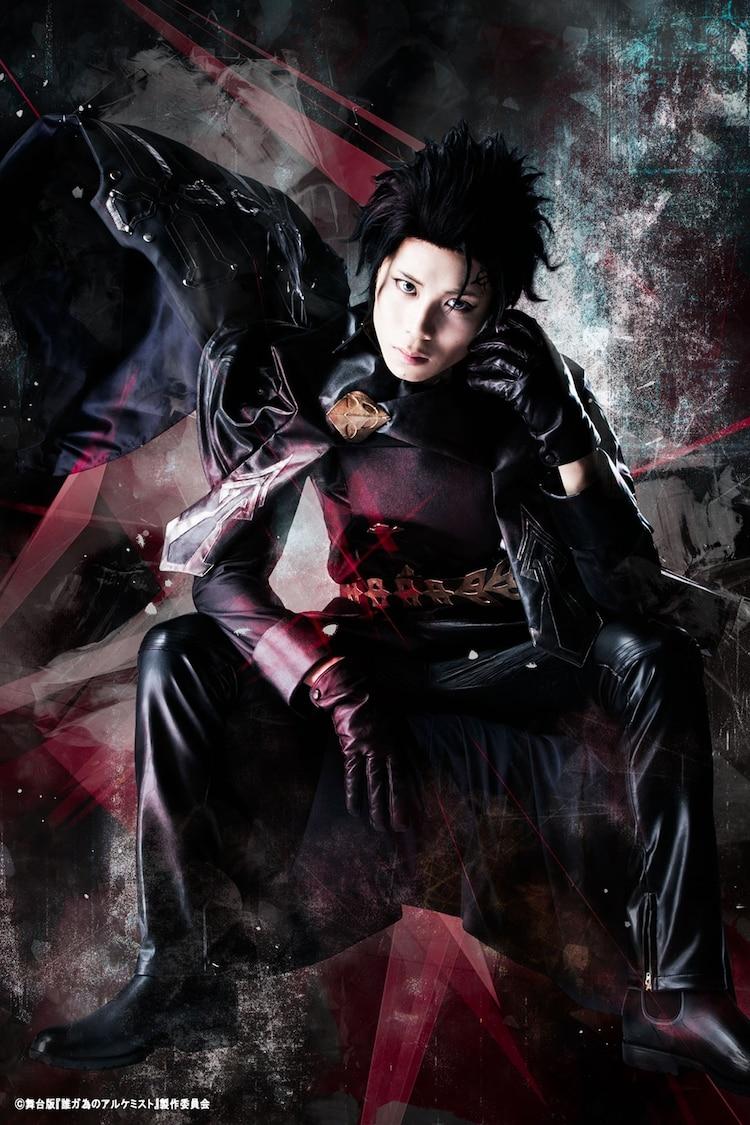 太田将熙扮するソル。
