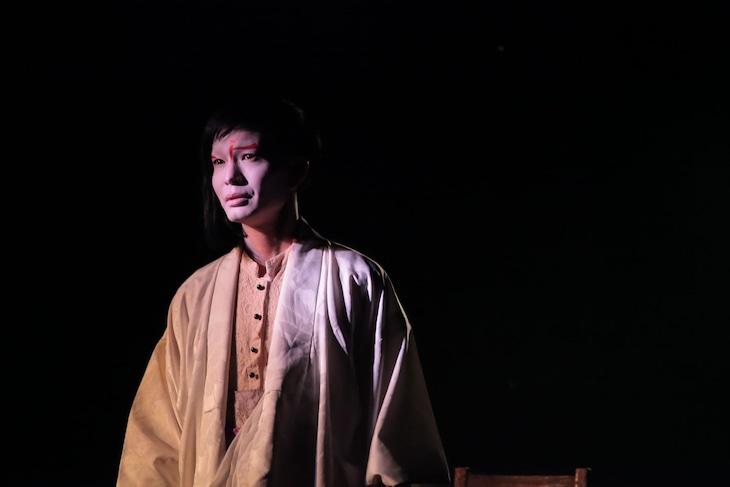 EPOCH MAN 新春ひとり芝居「鶴かもしれない2020」より。