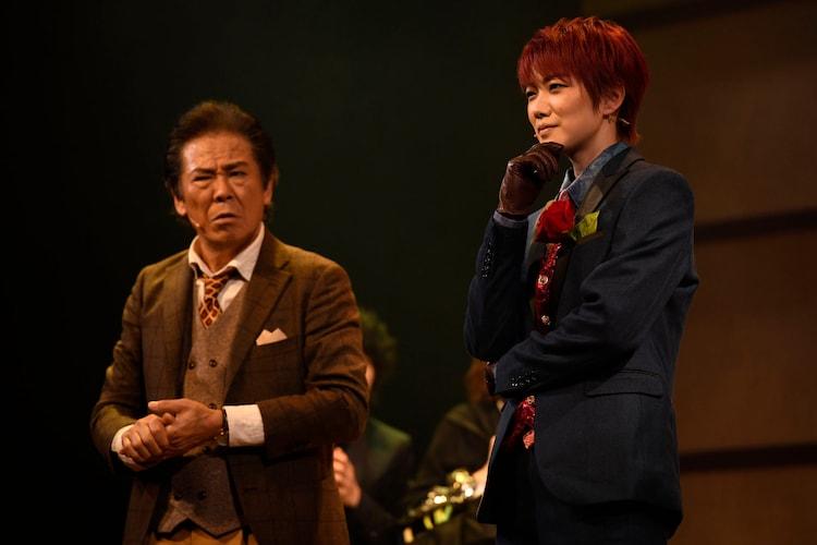 「RED&BEAR ~クィーンサンシャイン号殺人事件~」公開ゲネプロより。