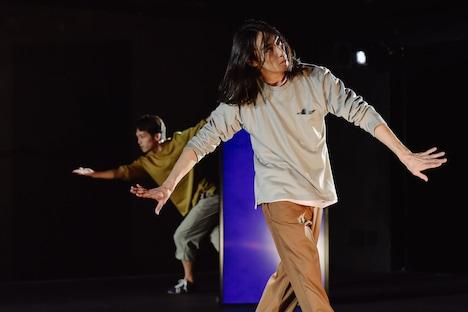 吉祥寺シアタープロデュース「吉祥寺ダンスLAB.vol.2『サーチ』」より。(撮影:金子愛帆)