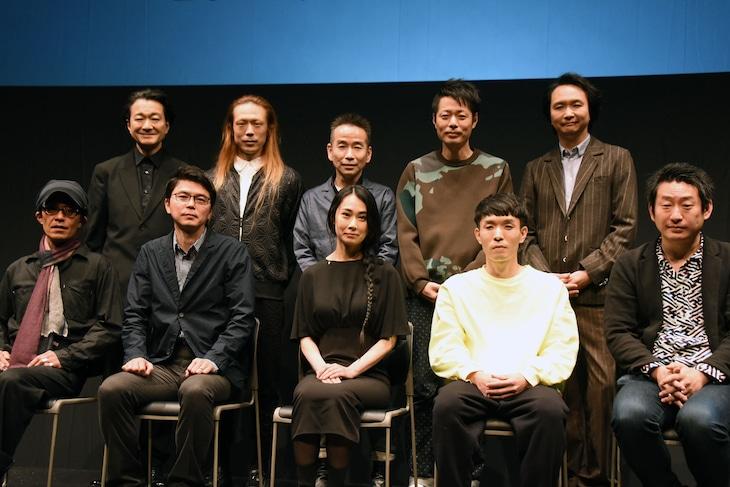 KAAT 神奈川芸術劇場 2020年度ラインナップ発表会より。