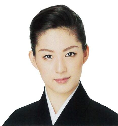 聖乃あすか(c)宝塚歌劇団