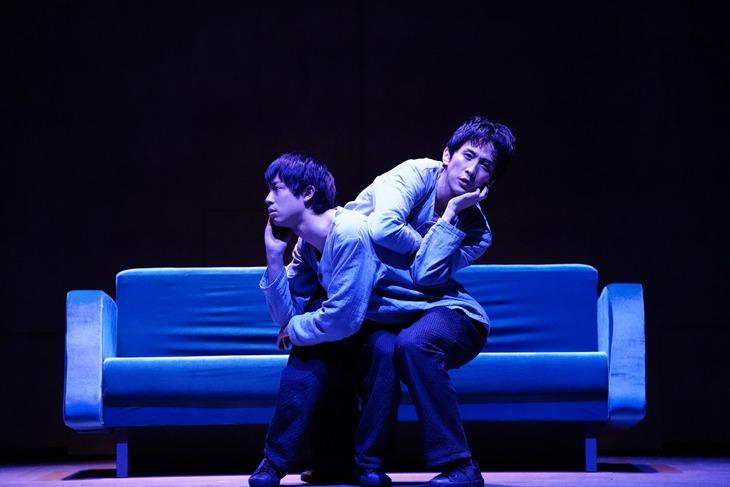 舞台「ねじまき鳥クロニクル」より。(撮影:田中亜紀 / 提供:ホリプロ)