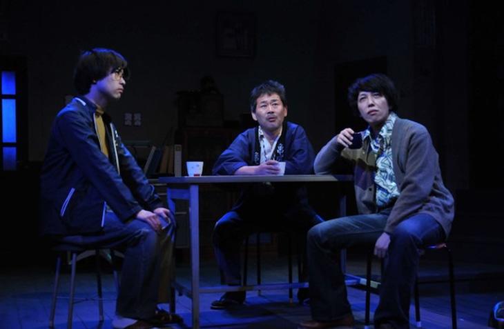 劇団イナダ組公演「カメヤ演芸場物語」より。