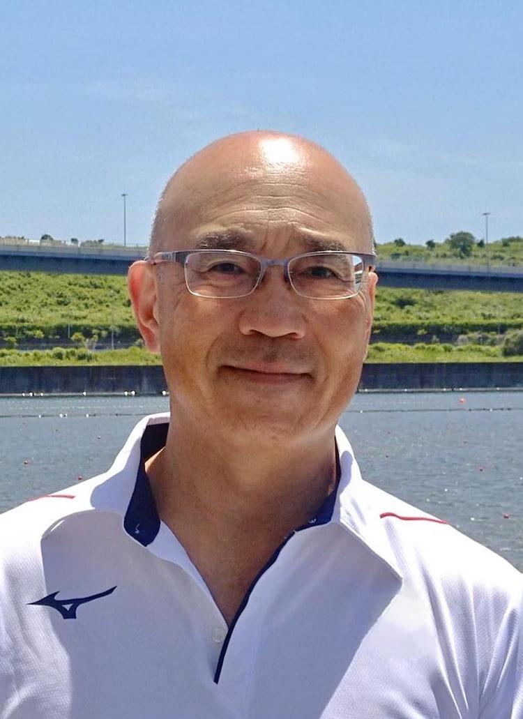 日本ストレッチング協会の長畑芳仁理事長。