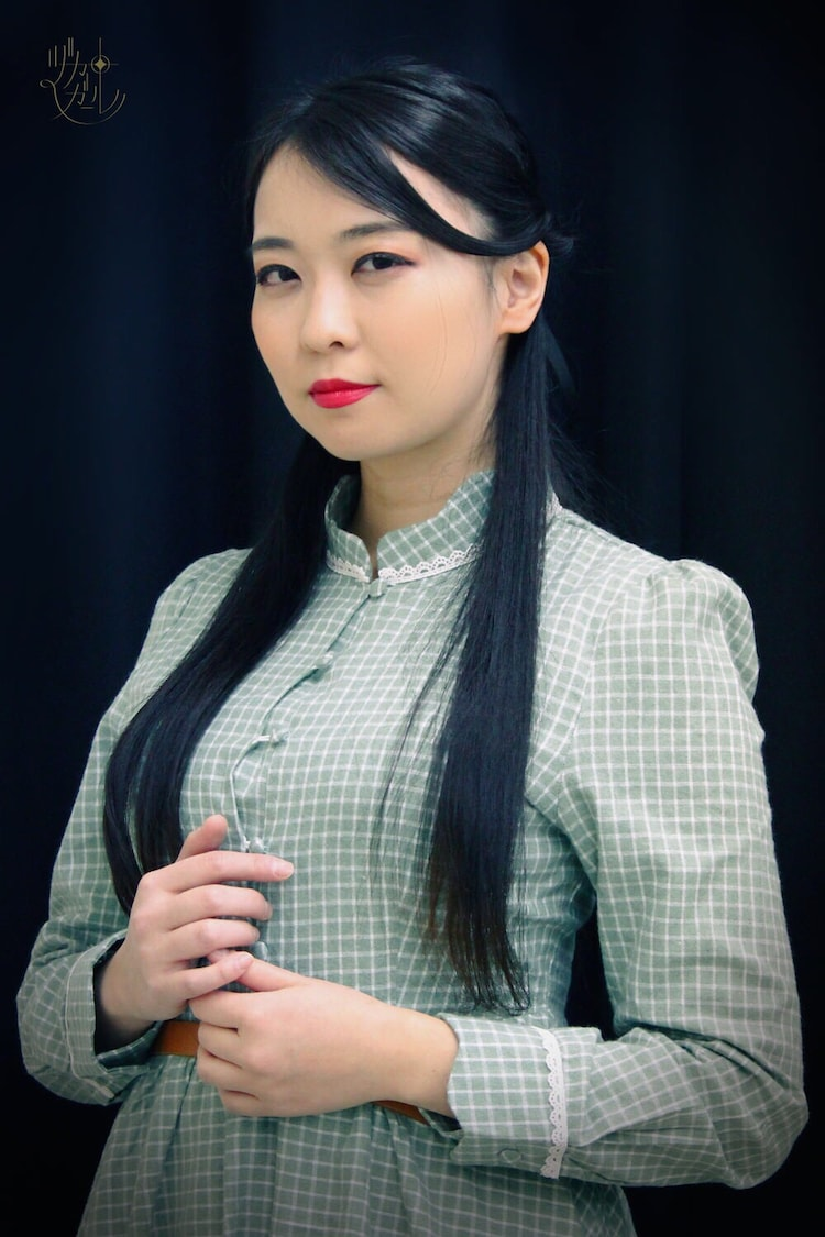ヅカ★ガール 復刻公演「卍珠沙華」出演者ビジュアル