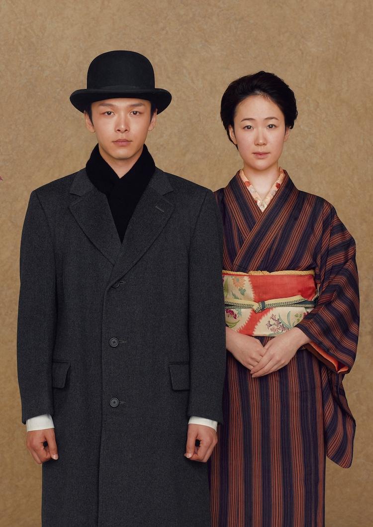 シス・カンパニー公演「ケンジトシ」ビジュアル